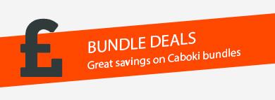 Caboki bundle deals